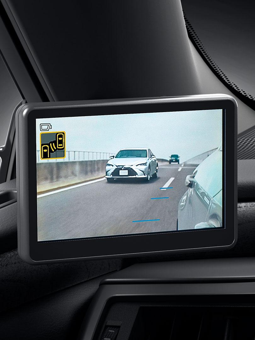 Parallax Image 3 Digital Side view Monitors