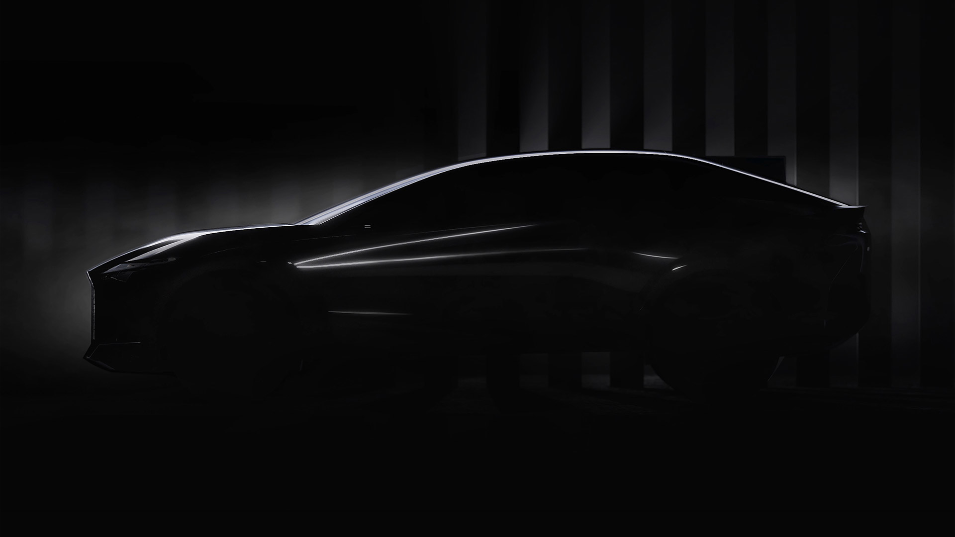 Lexus Concept Car video