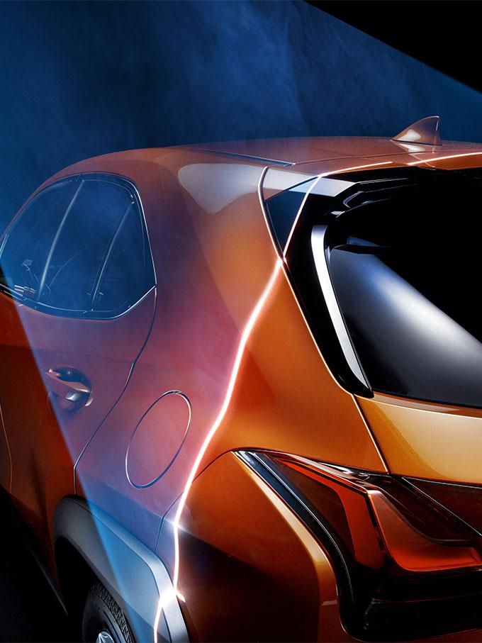 07 Zeven unieke kenmerken van de Lexus UX