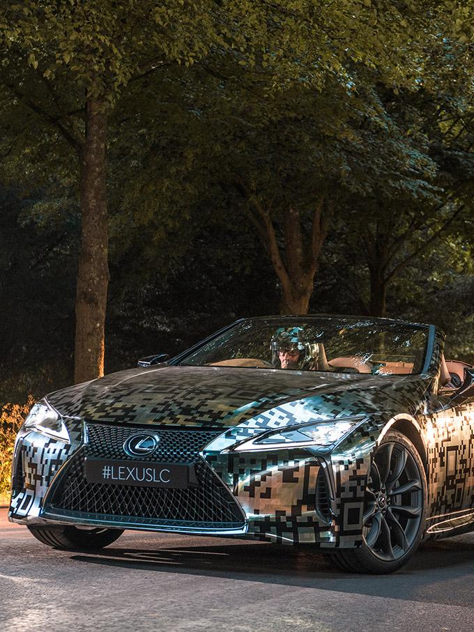 2019 010 Lexus LC Convertible Concept in productie content img 2