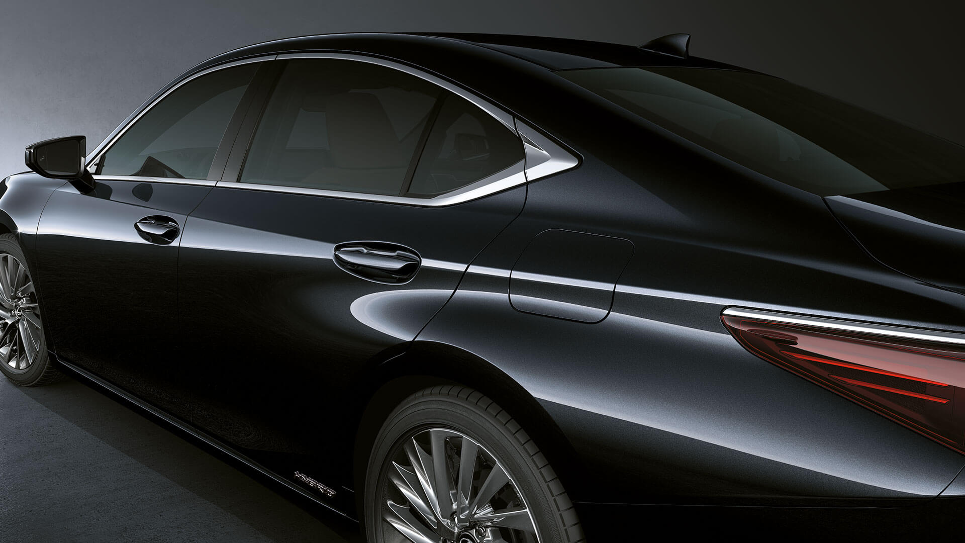 2019 lexus es hybrid experience feature coupe like