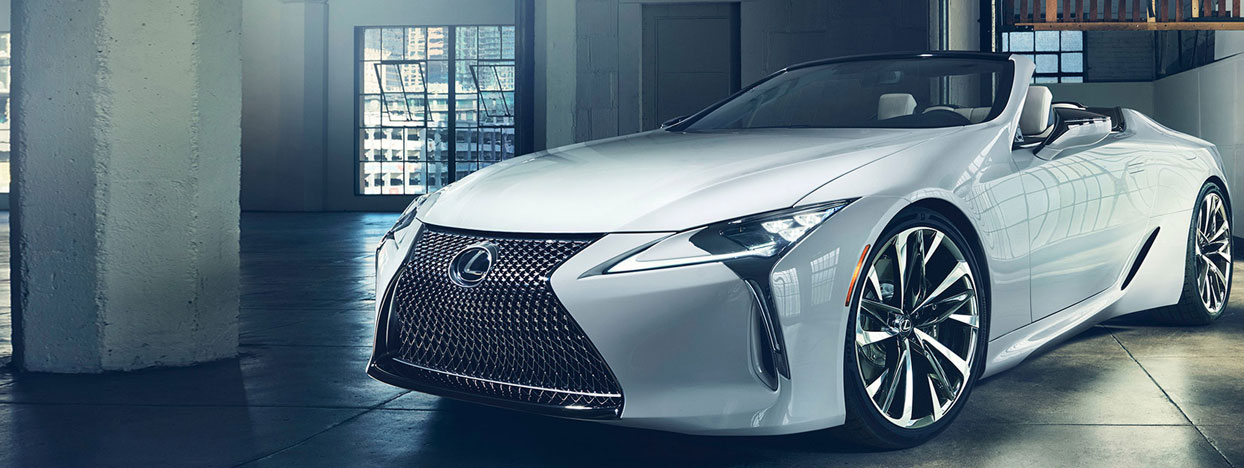 2019 lexus discover news and stories