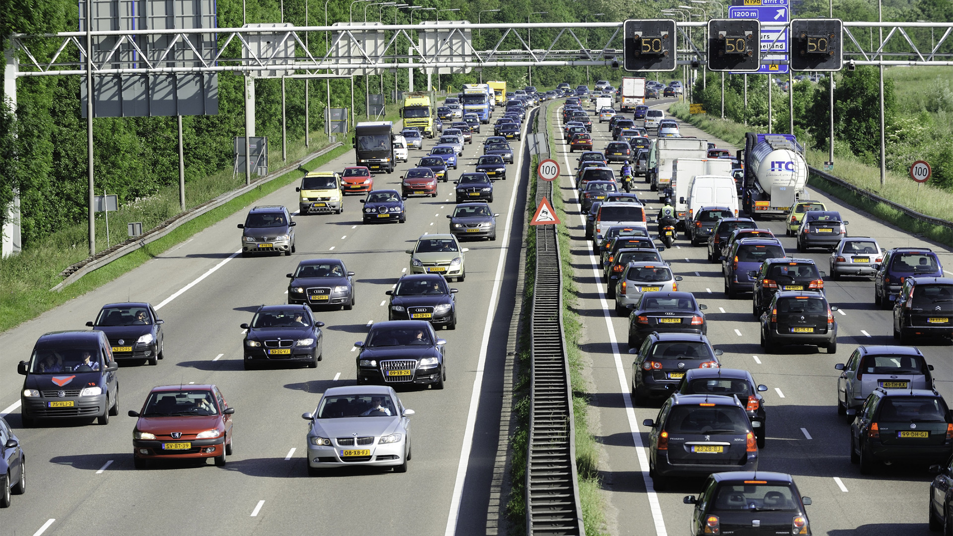 Dieselauto kost maatschappij geld
