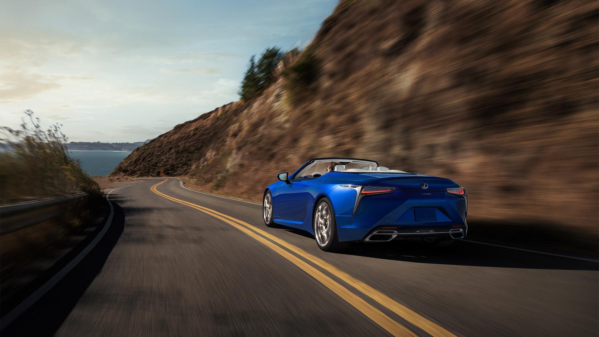 15 2019 027 nieuwe Lexus LC 500 Convertible 1920x1080 galerij