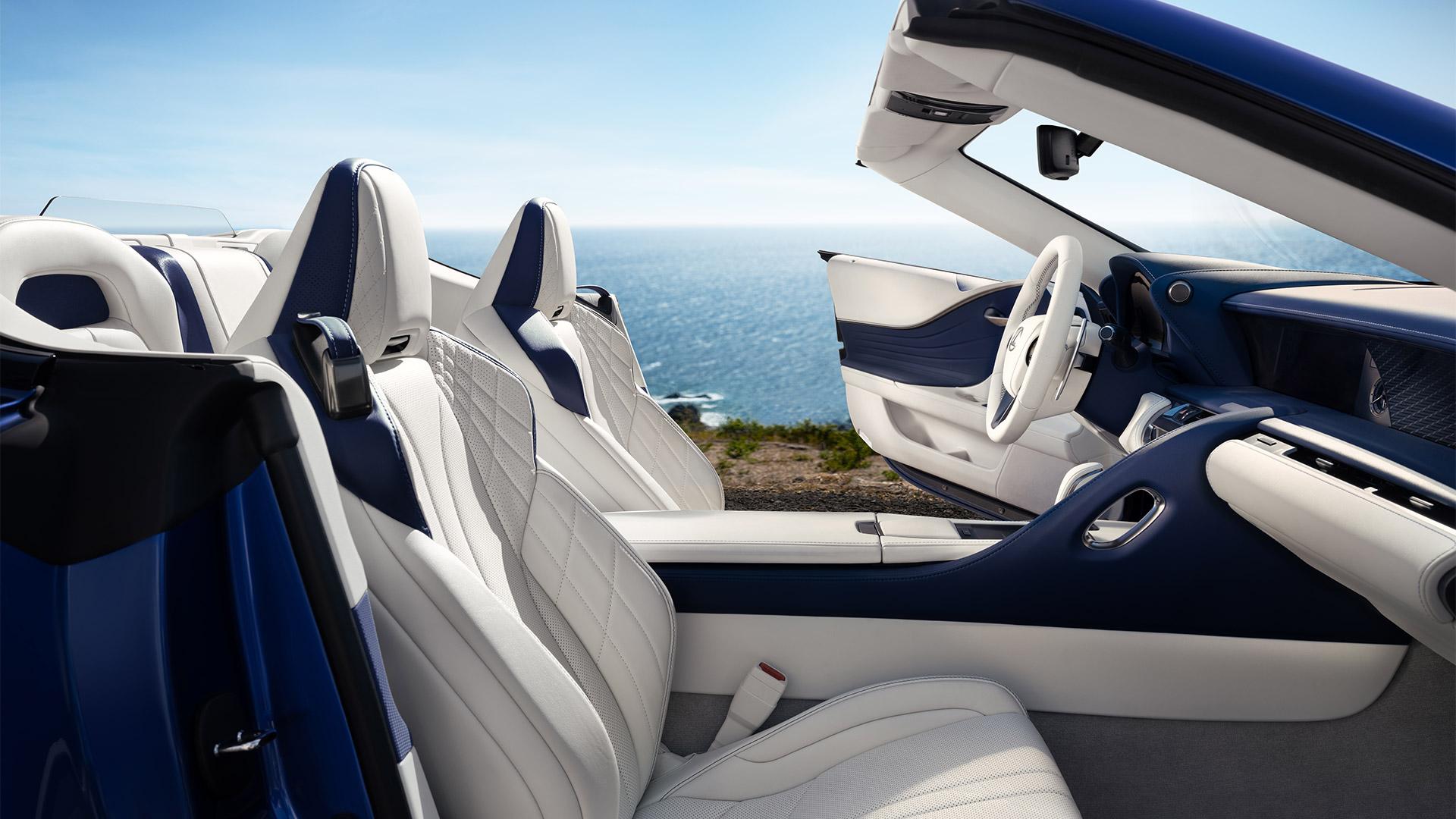 11 2019 027 nieuwe Lexus LC 500 Convertible 1920x1080 galerij