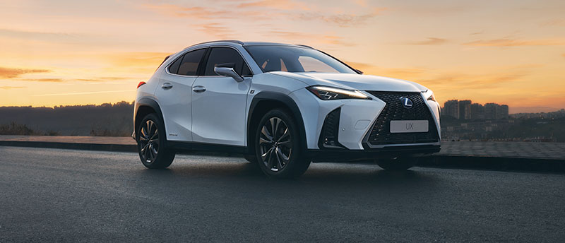 2020 lexus other models ux