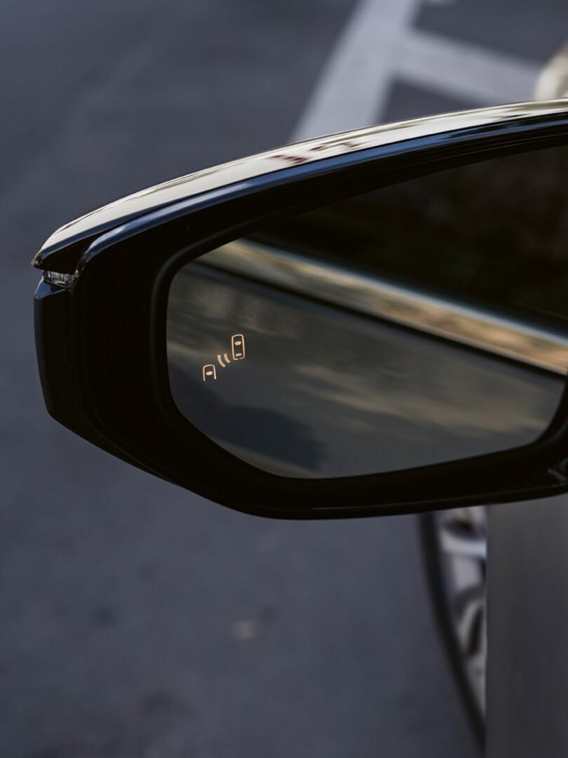Parallax Image 4 Blind Spot Mirror