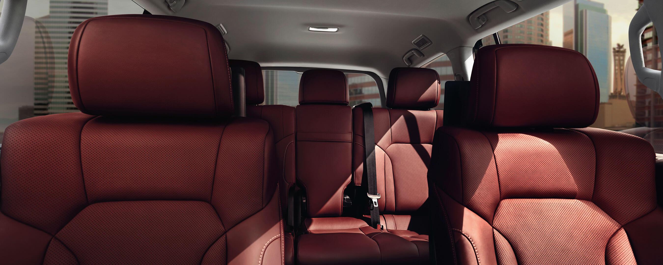 2017 lexus lx 570 experience hero interior back