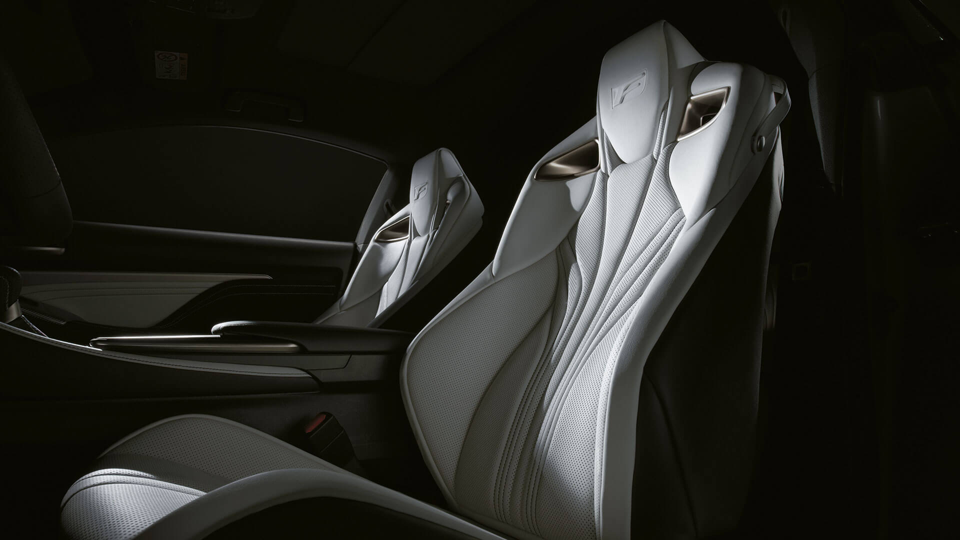 2017 lexus rc f gallery 006 interior