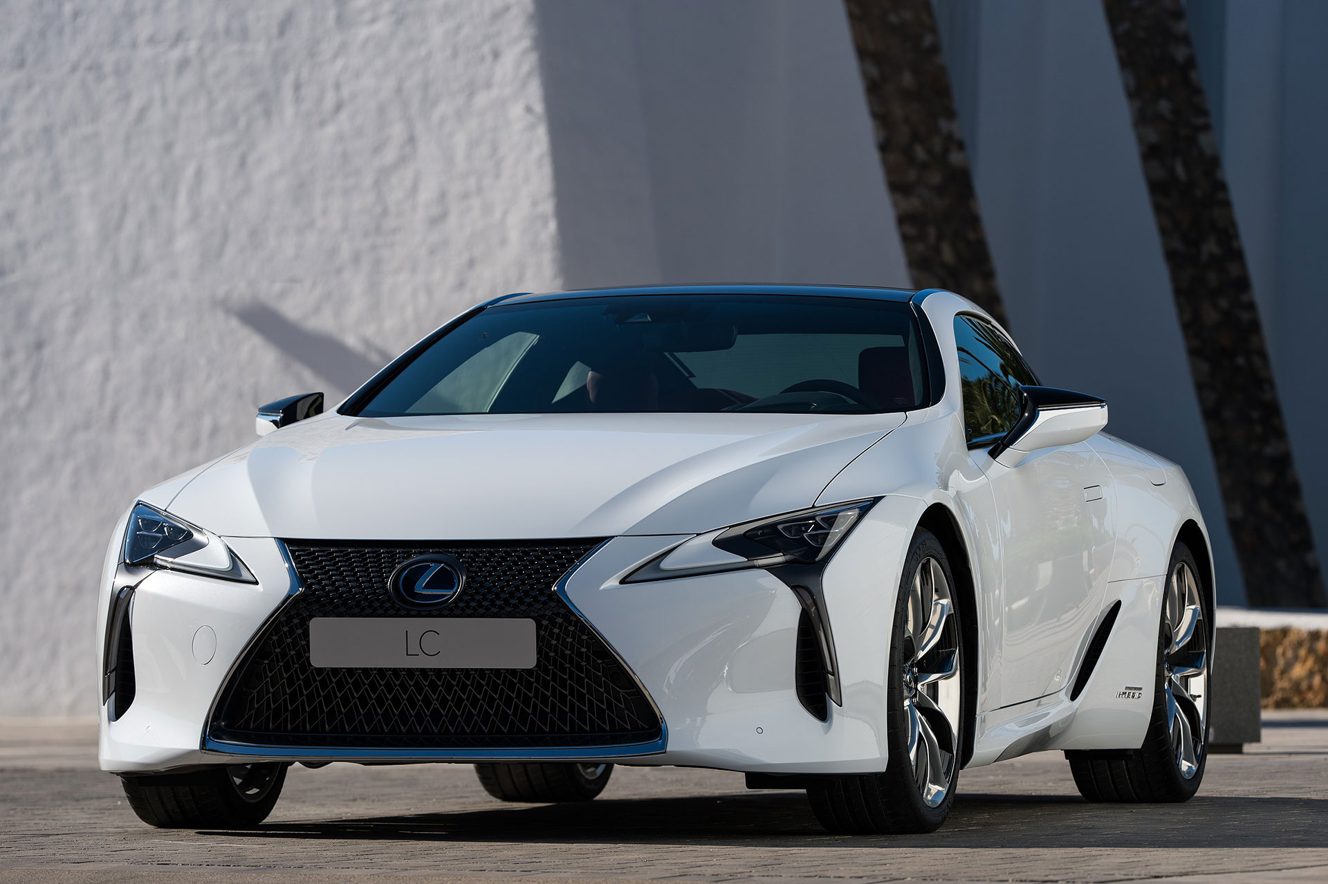 lexus lc finalista world car awards Hero