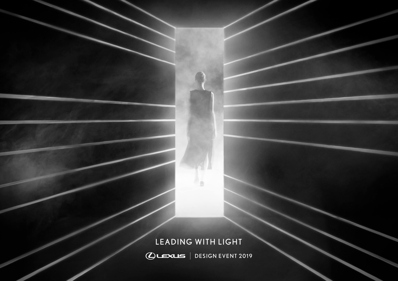 Lexus design event ilumina semana de design de milao
