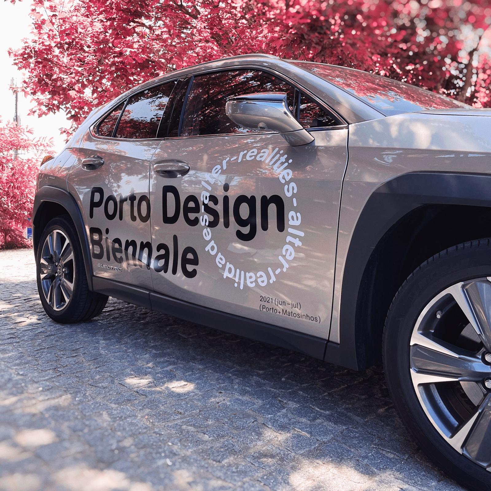 Lexus volta a juntar se a Porto Design Biennale Image