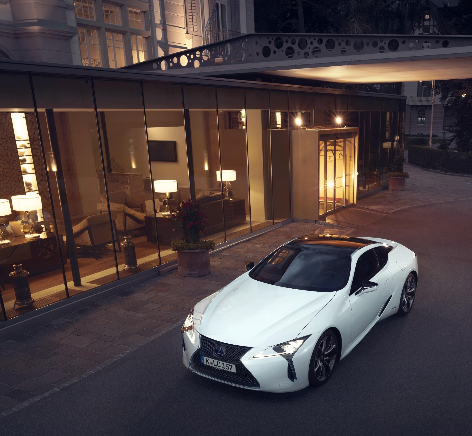 Lexus na moda