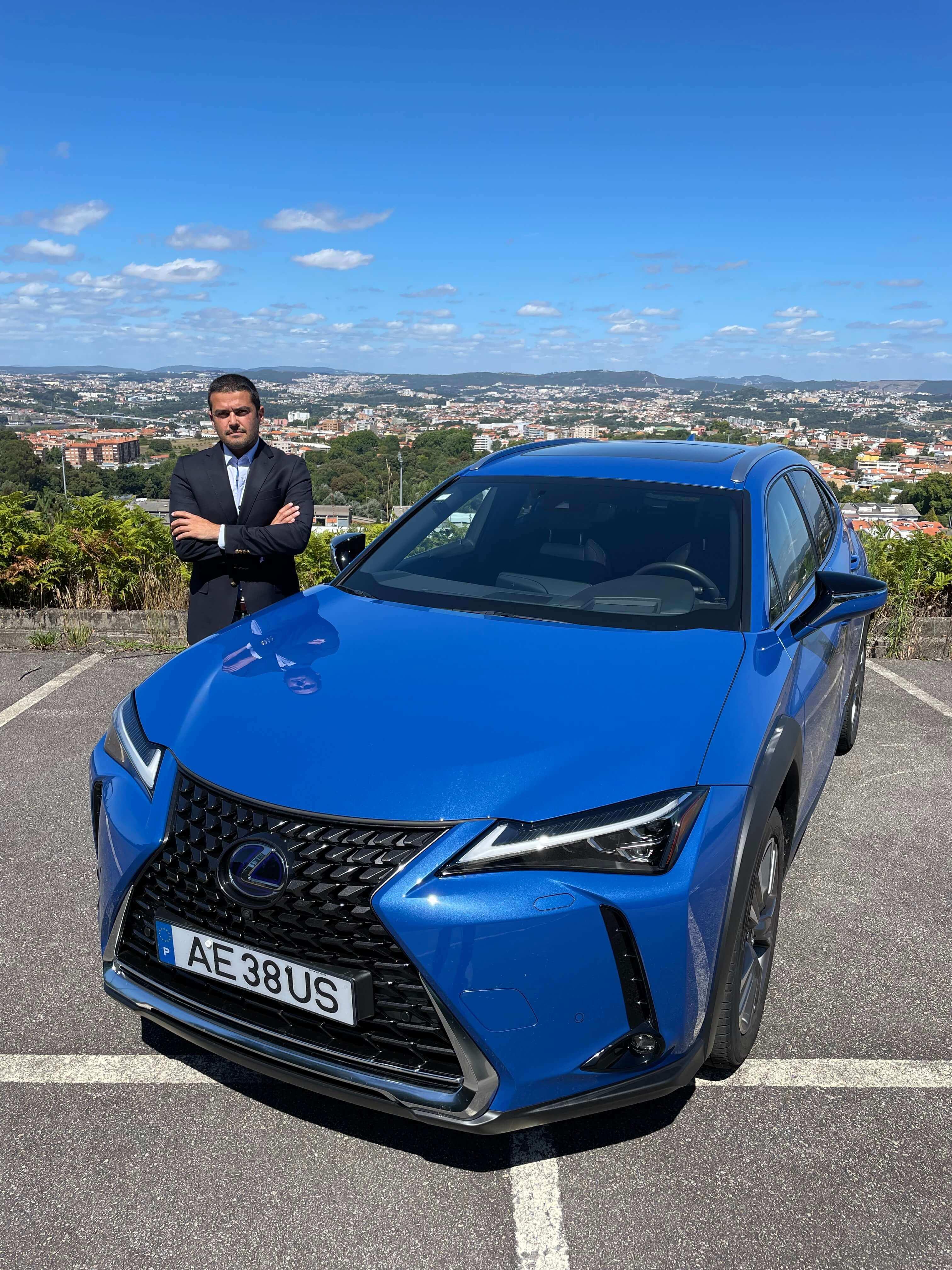 Lexus estabelece parceria com Europcar Image