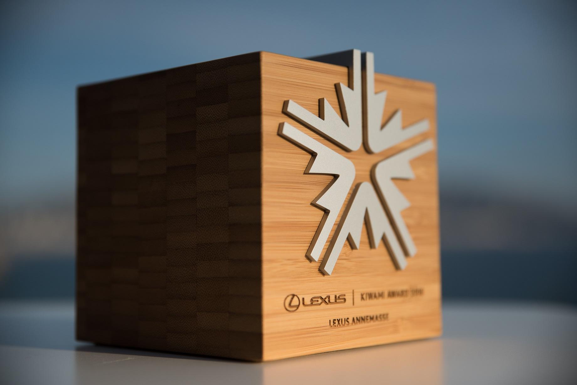 Lexus Sintra reconhecida com premio de excelencia