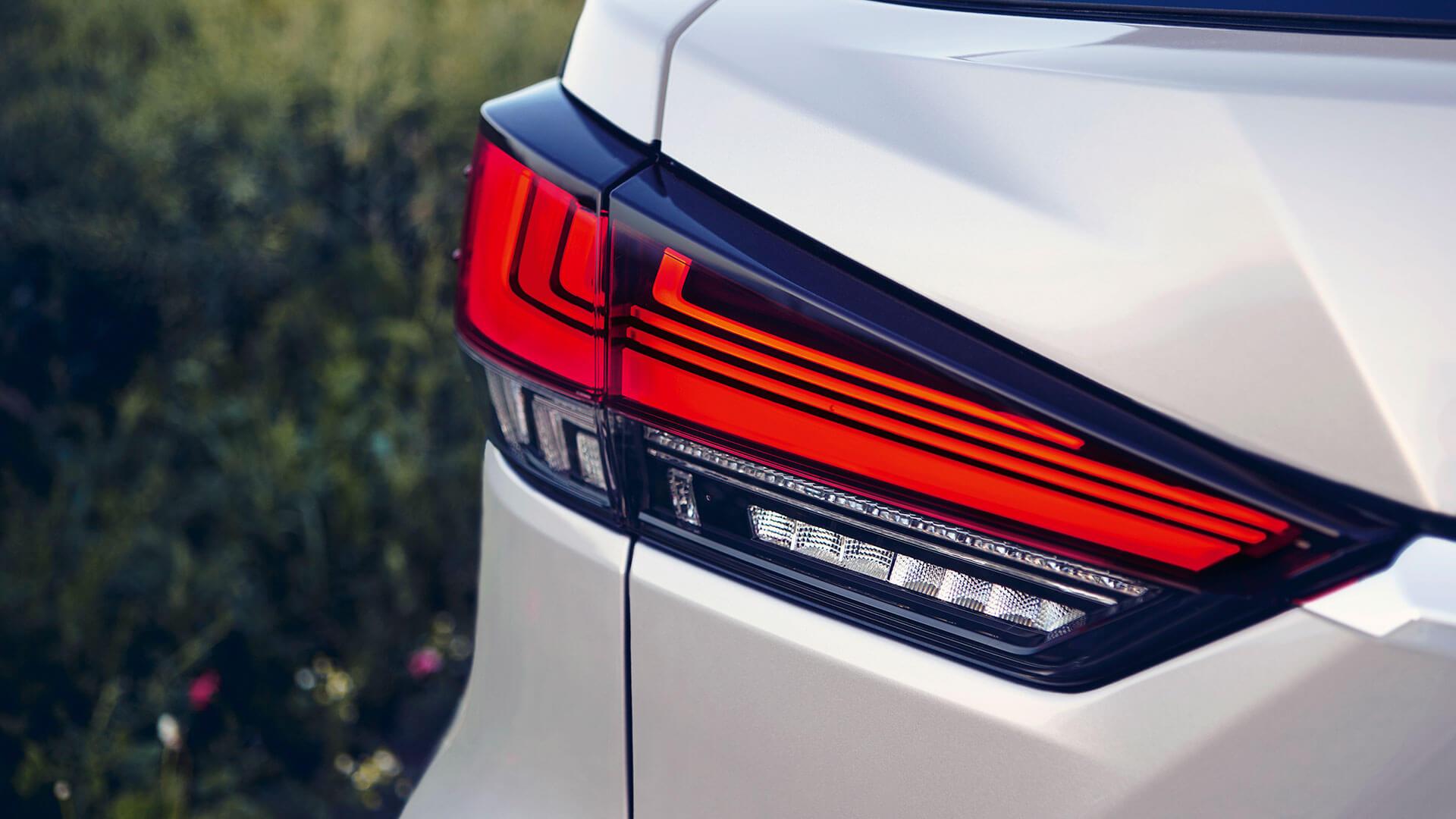 2019 lexus rx hotspot exterior rear lights