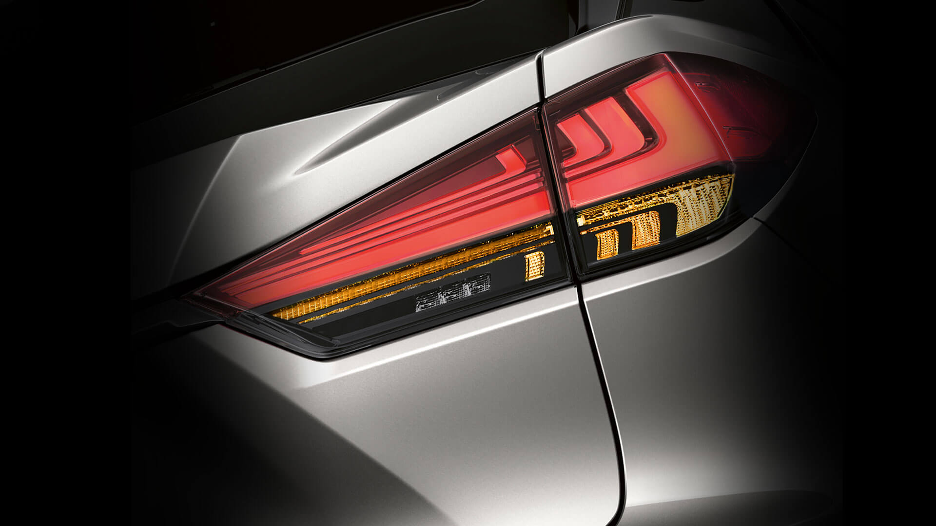 2019 lexus rxl hotspot rear lights