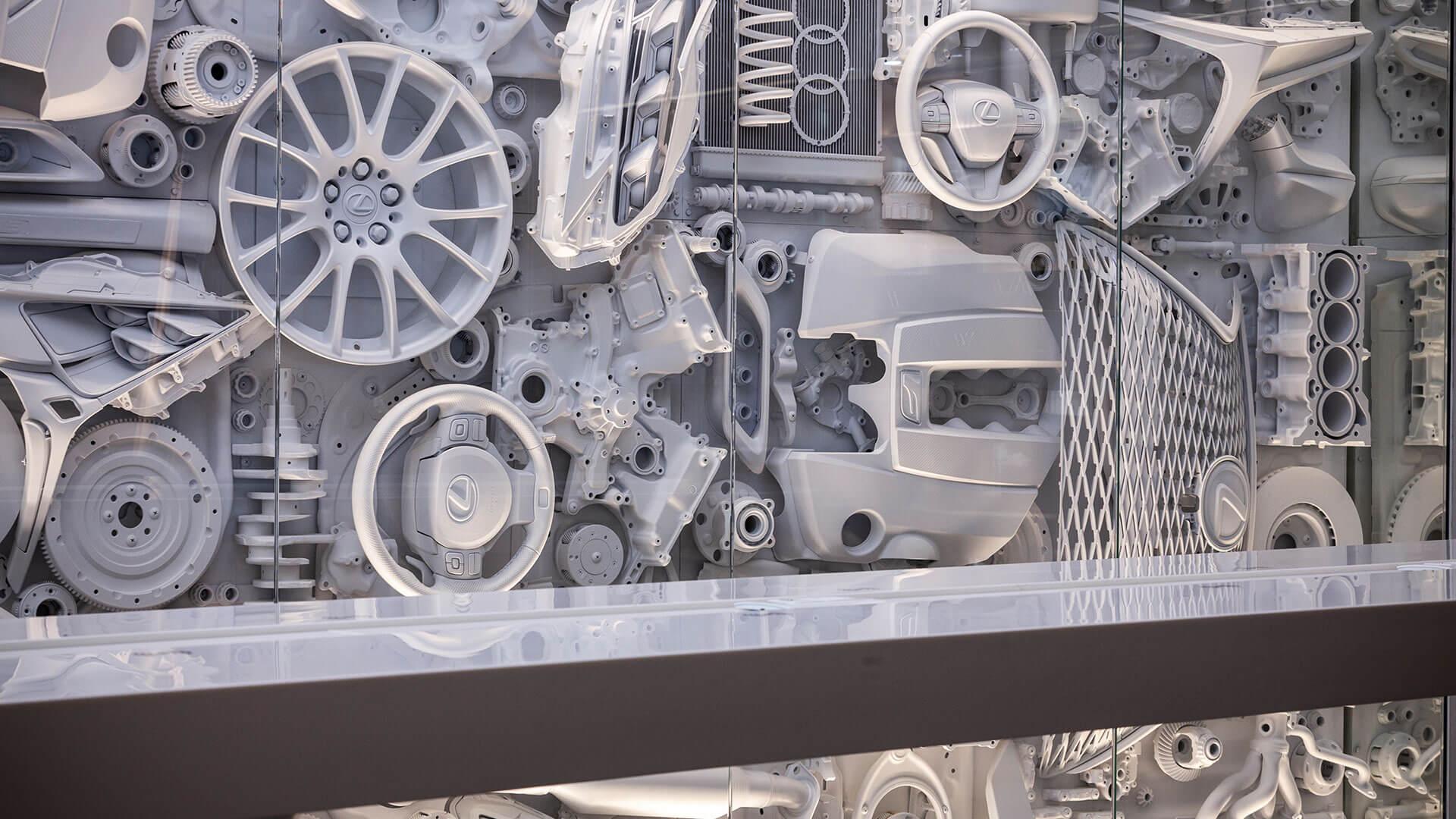 parts wall hotspot