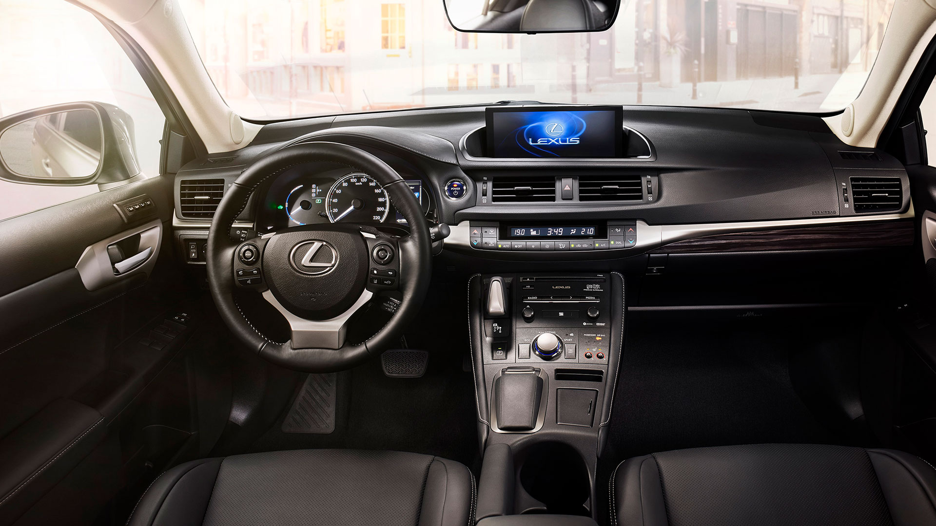2018 lexus ct 200h my18 gallery 007 interior