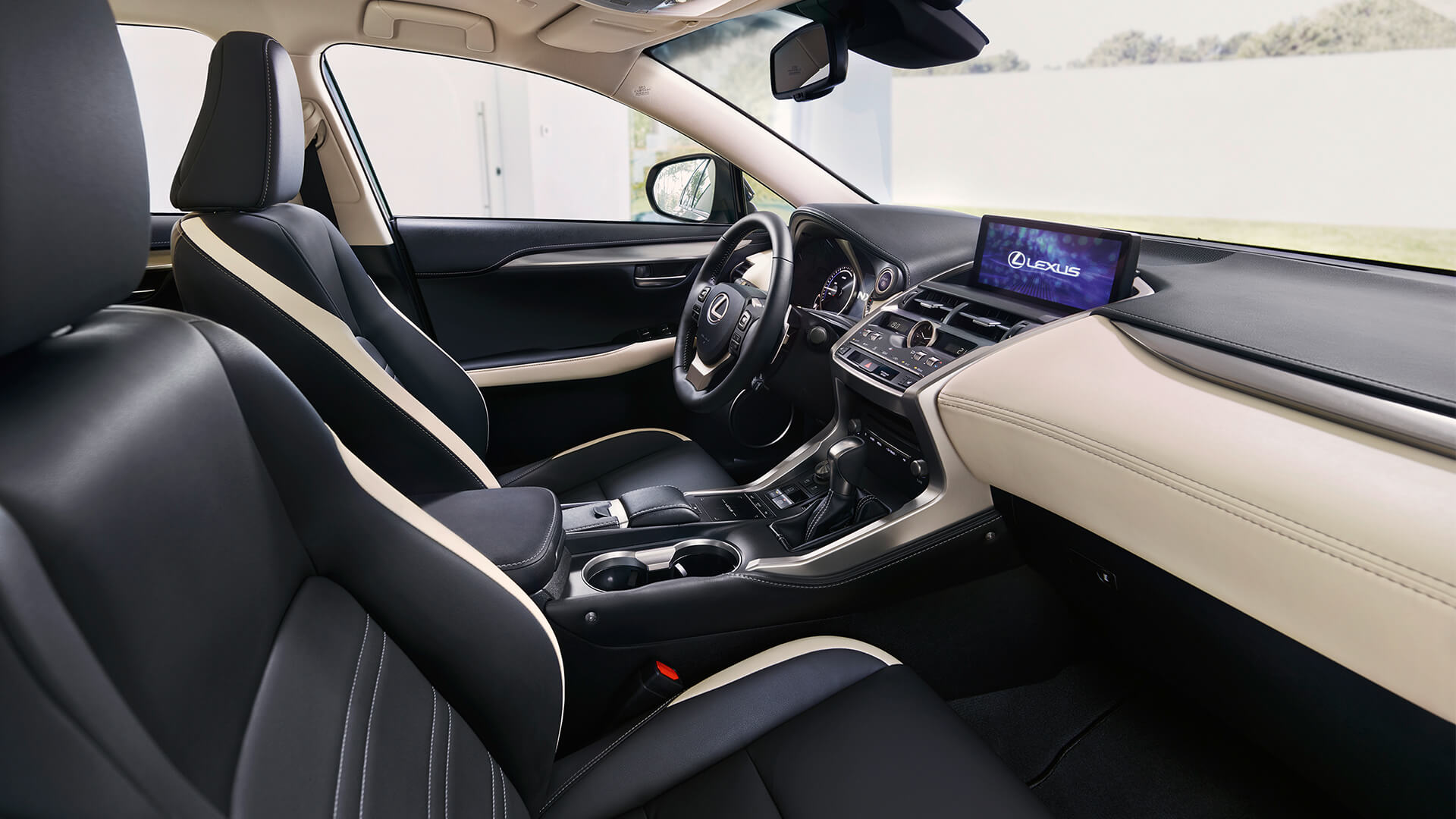 2019 lexus nx gallery 08 interior