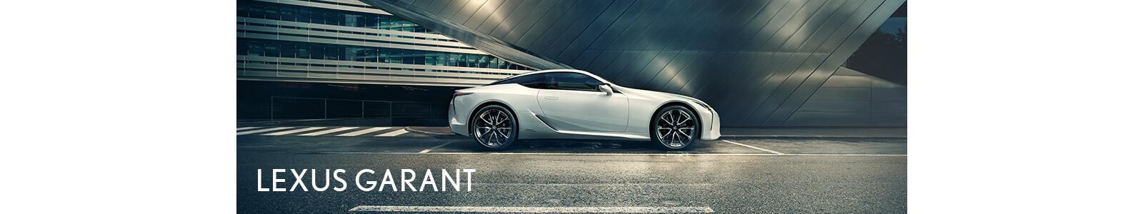 Lexus Garant Image