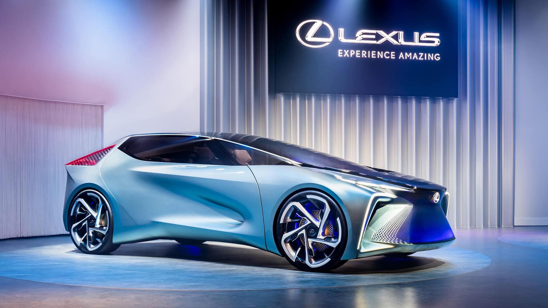 lexus bugunun ve gelecegin elektrikli vizyonunu kenshiki forumda sergiledi gallery01