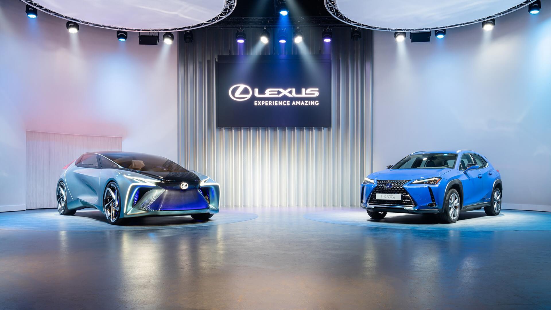 lexus bugunun ve gelecegin elektrikli vizyonunu kenshiki forumda sergiledi gallery02