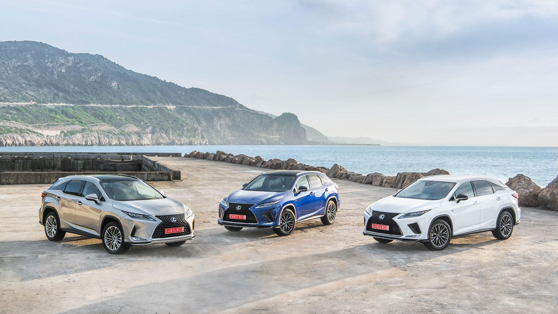 Lexus RX En İyi Premium Hibrit Seçildi gallery02