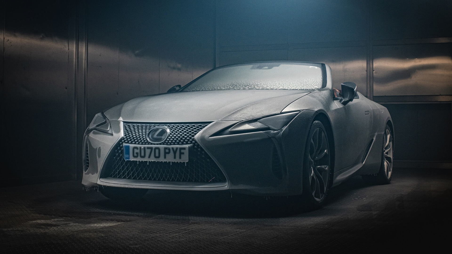 Lexus'un Üstü Açılan LC Convertible Modeli gallery02