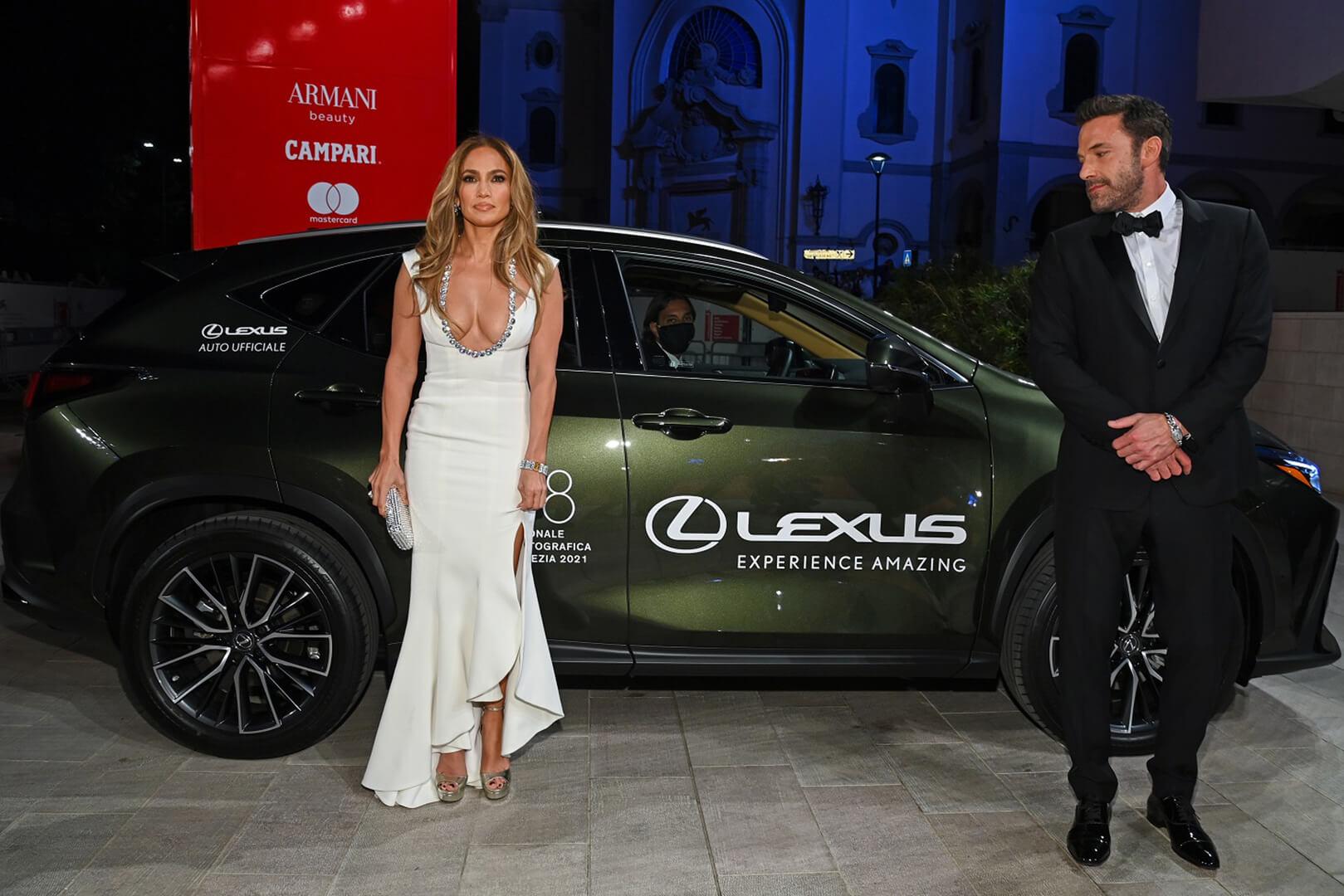 Lexus 78 Venedik Film Festivali'nde Yıldızları Ağırladı gallery02