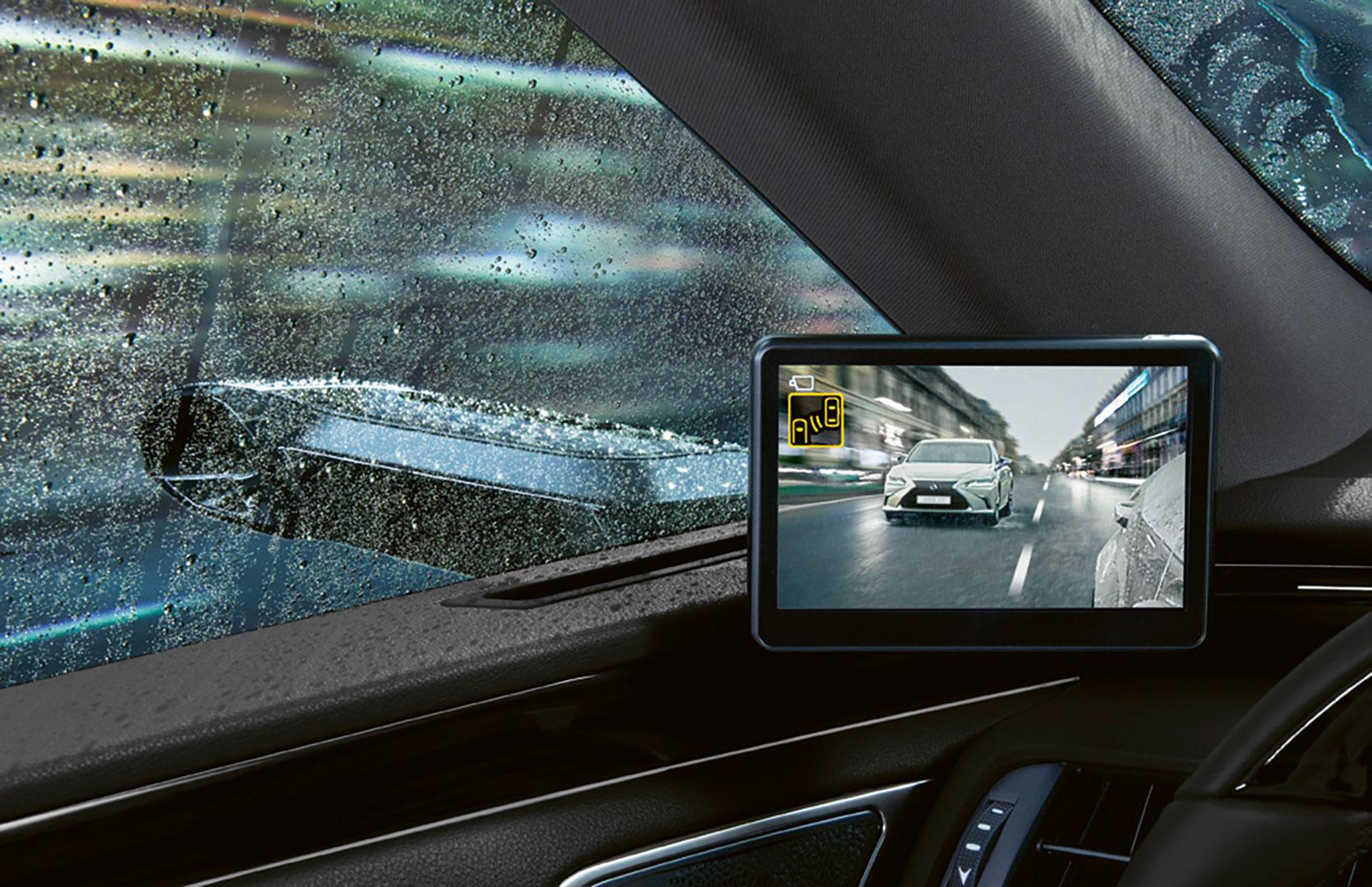 Lexus Dünyada Bi̇r İlk Olan Di̇ji̇tal Aynayi Türki̇ye'de Satışa Sundu gallery05