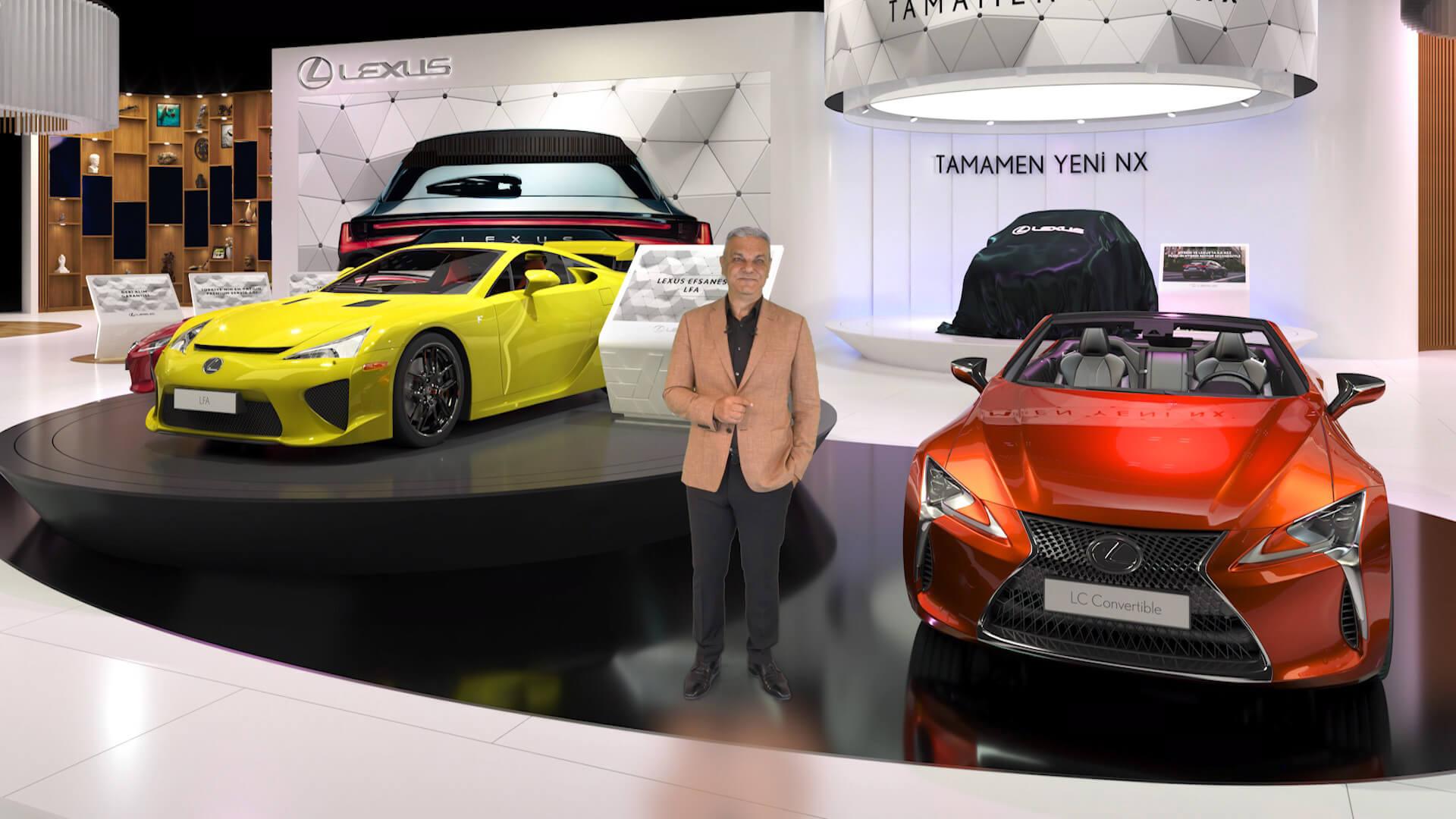 Lexus Autoshow Mobility Fuarı'na Damga Vurdu gallery09
