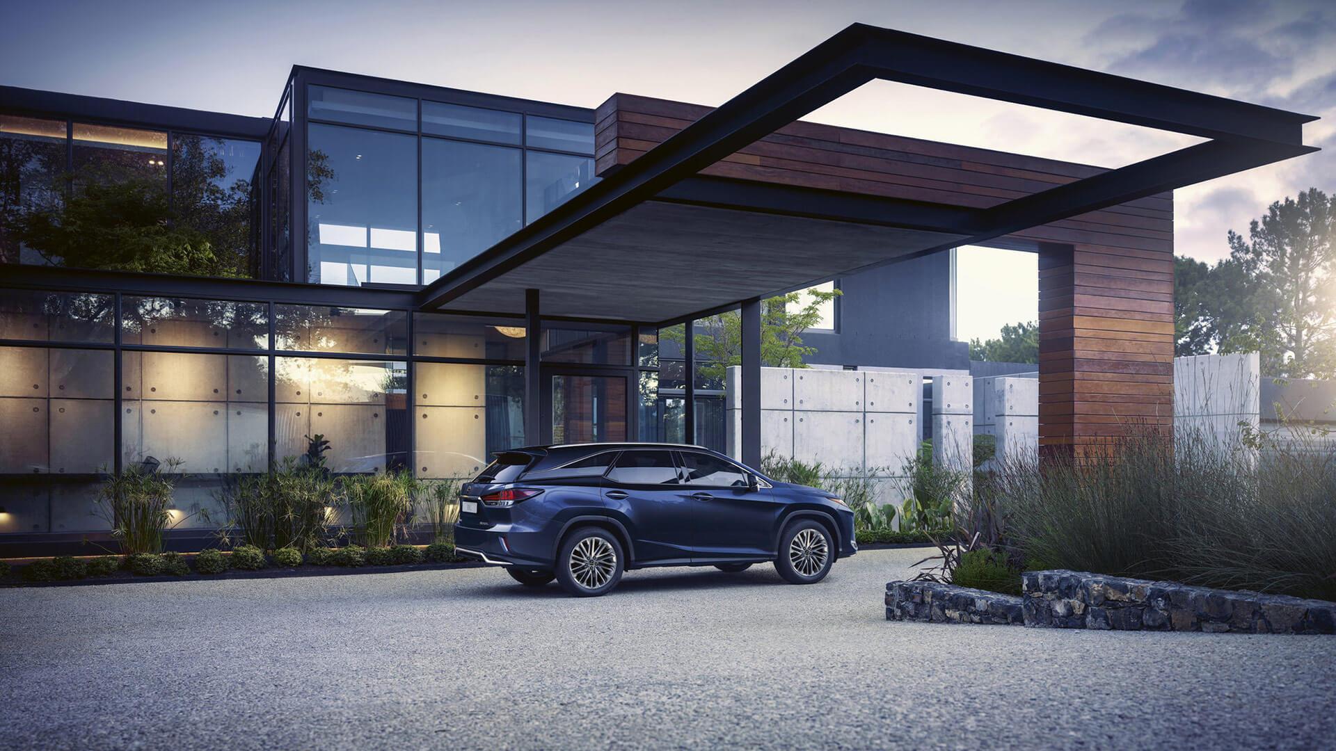 Lexus Hybrid Hybrid Range