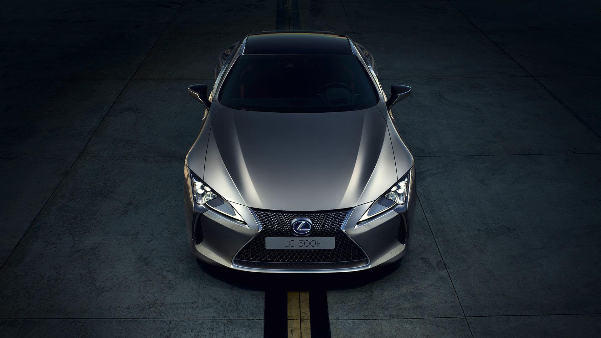 Lexus LC 500h 19