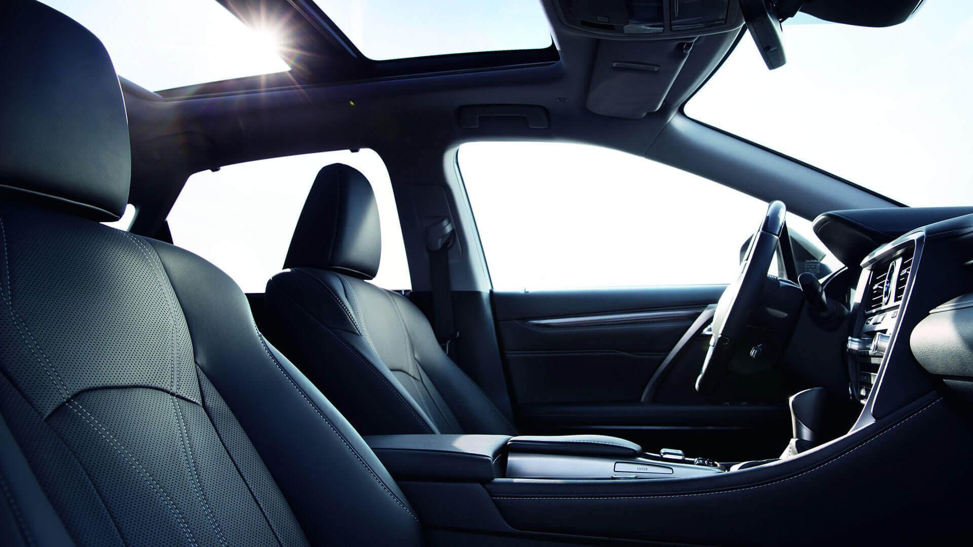 Lexus RX 450h 21