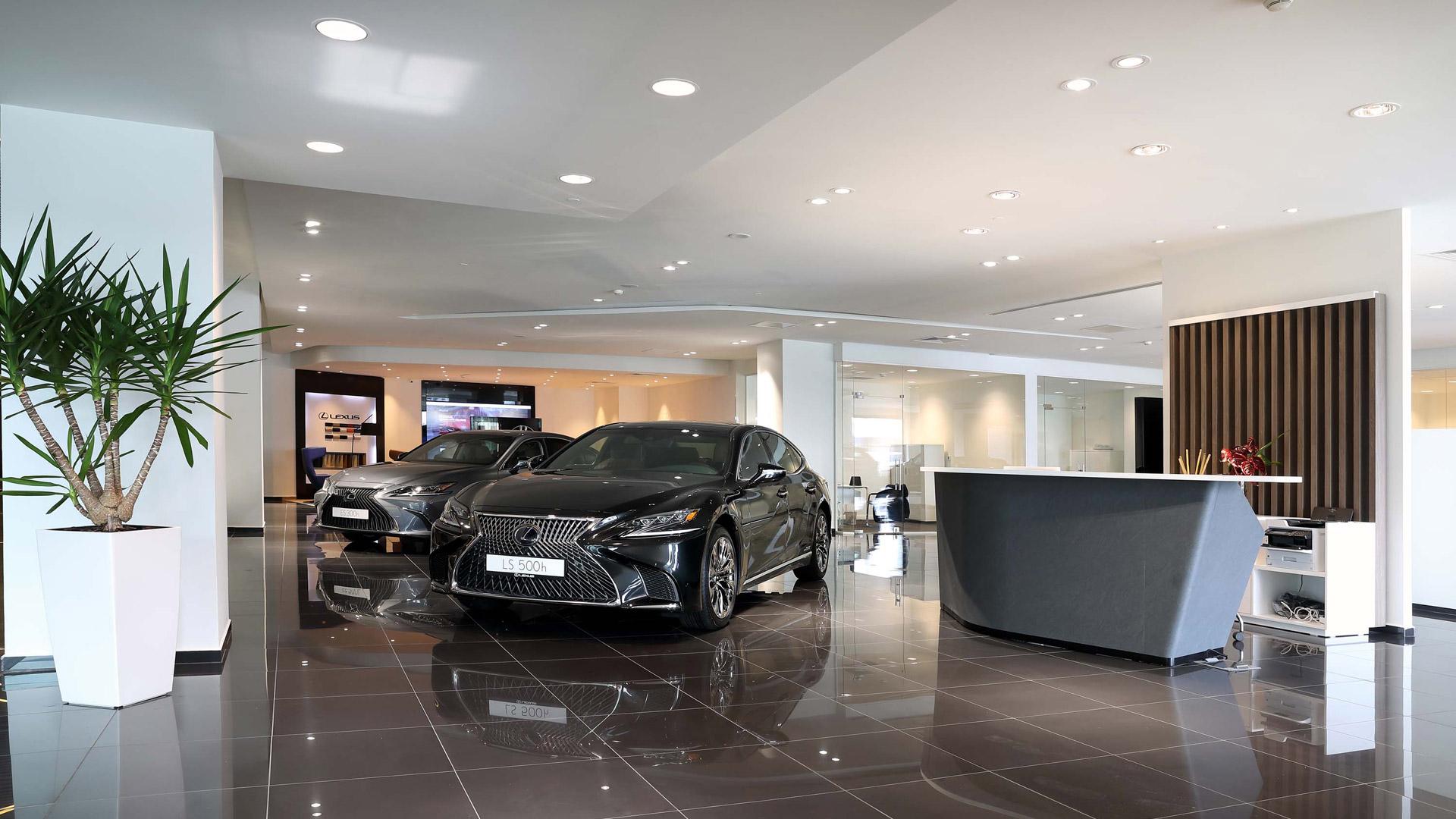 Lexus Dolmabahce Showroom gallery06