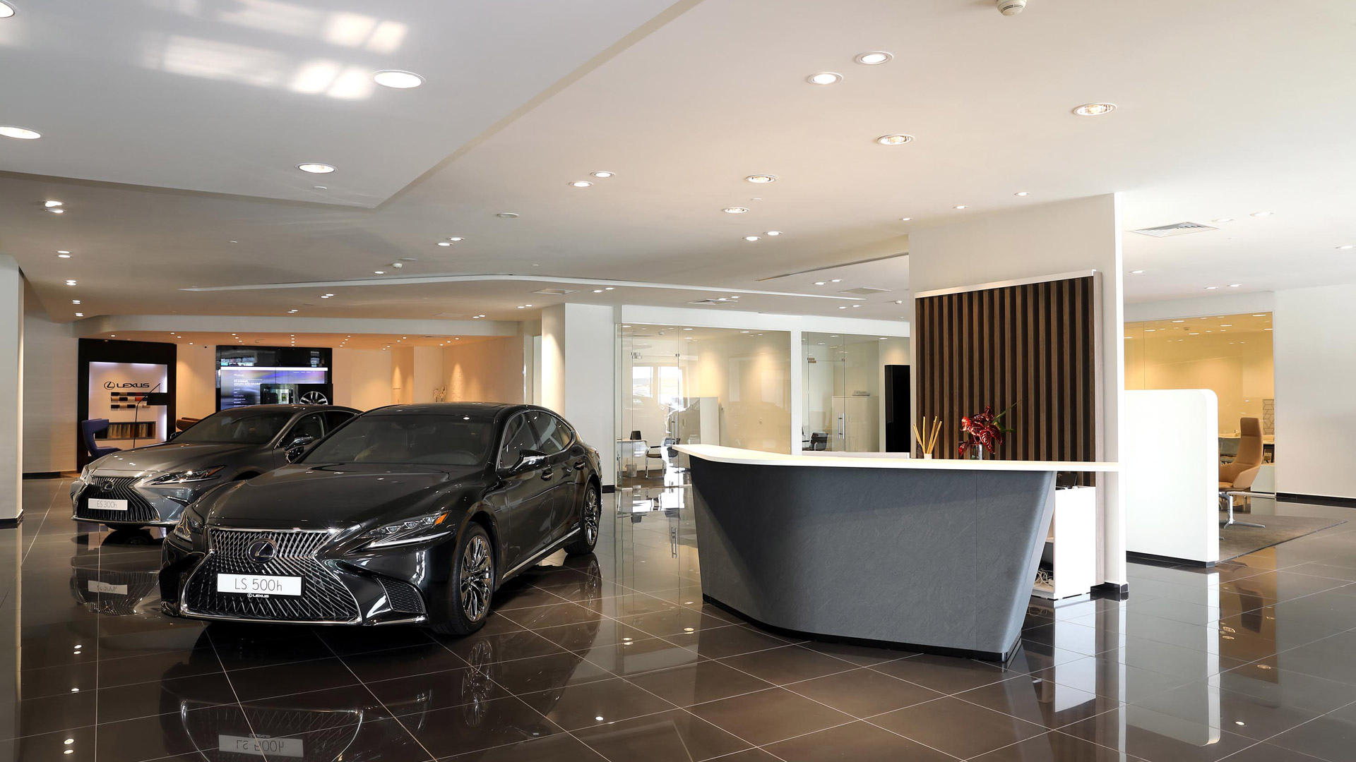 Lexus Dolmabahce Showroom gallery08
