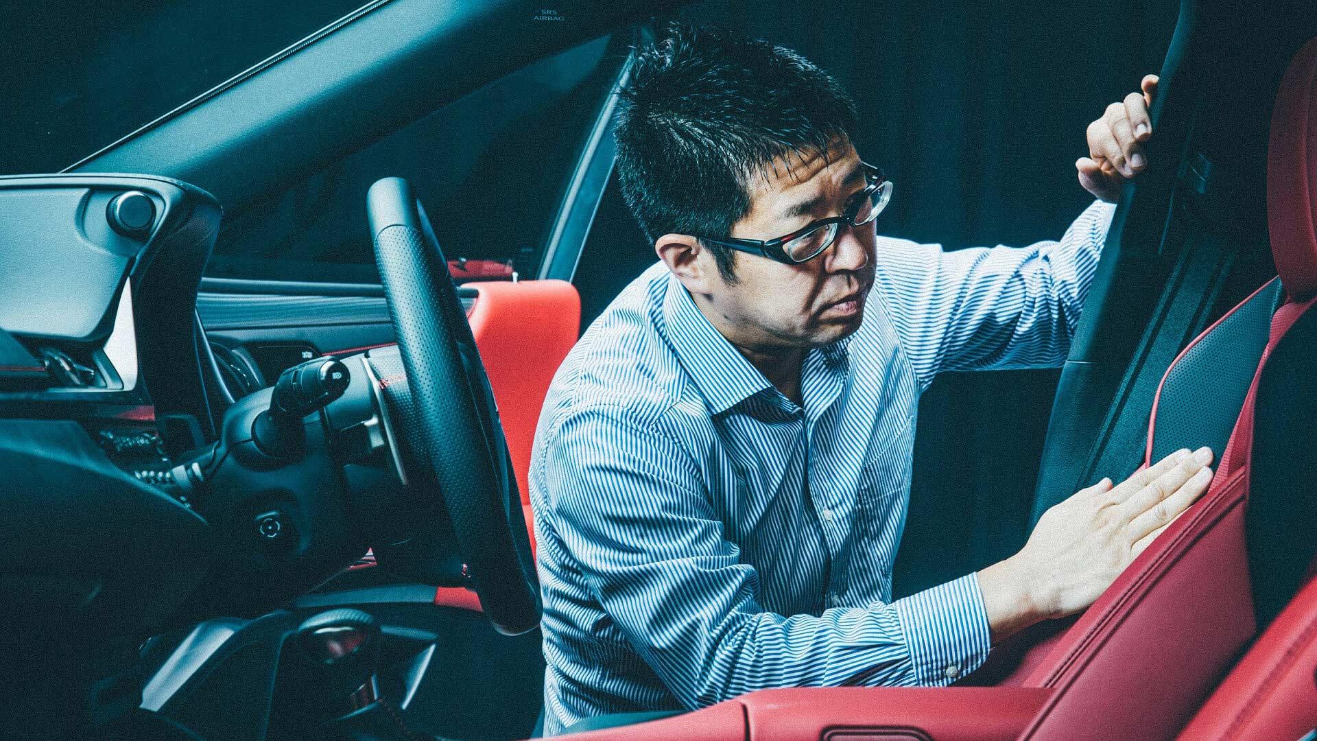 Lexus'un Sadece Koltukları Bile 3 Yıllık Çalışmanın Ürünü gallery02