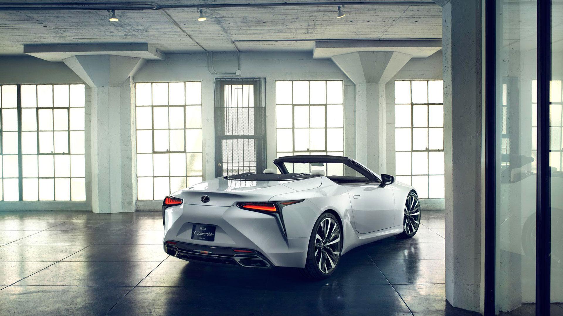 Lexus LC convertible Concept gallery03 1920x1080 v2