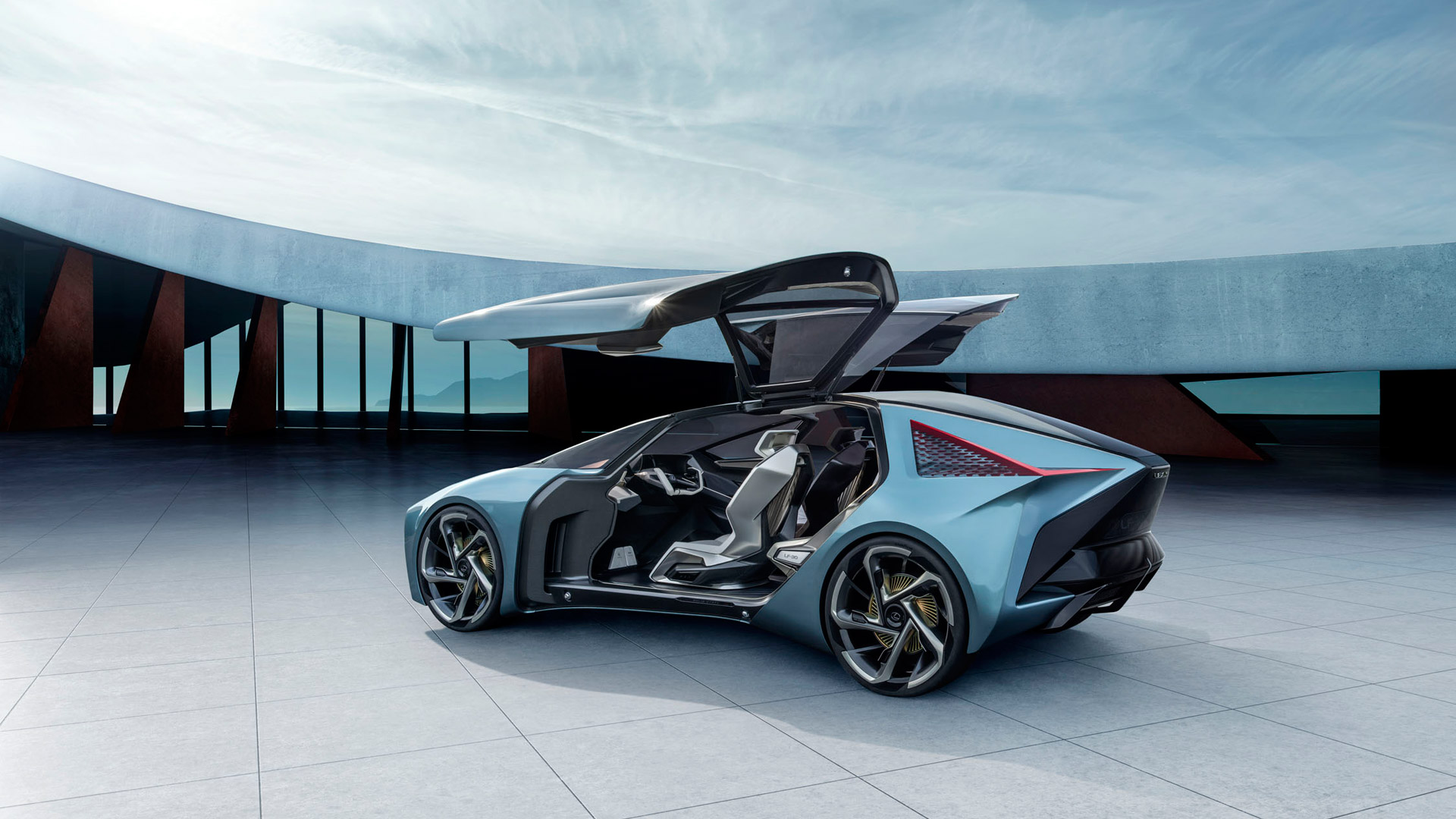 Lexus LF30 gallery08