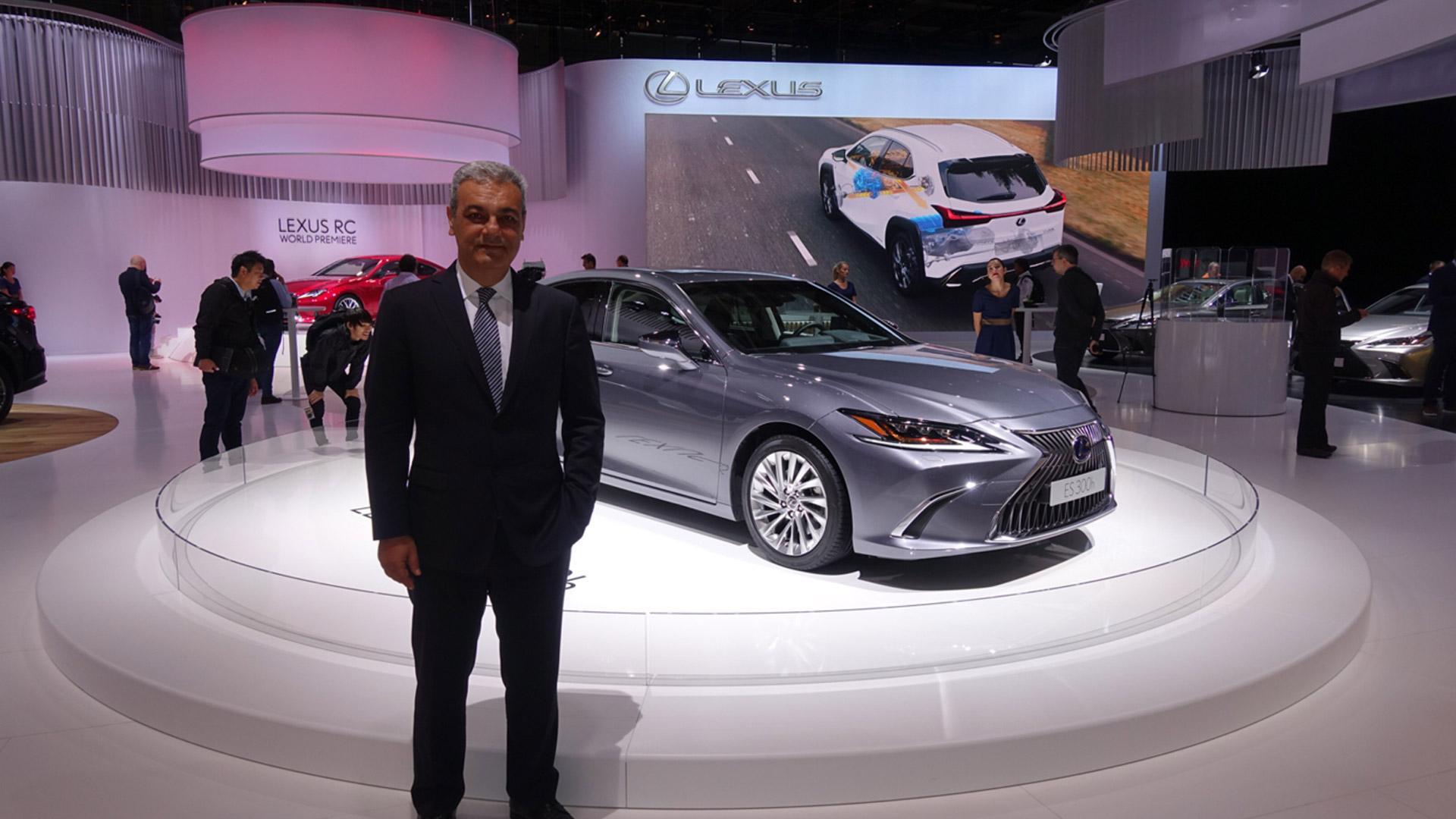 Lexus Paris Otomobil Fuari gallery03