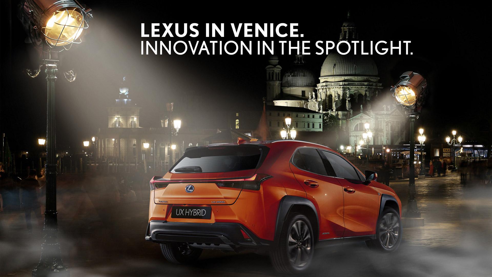 Lexus Venedik Film Festivali
