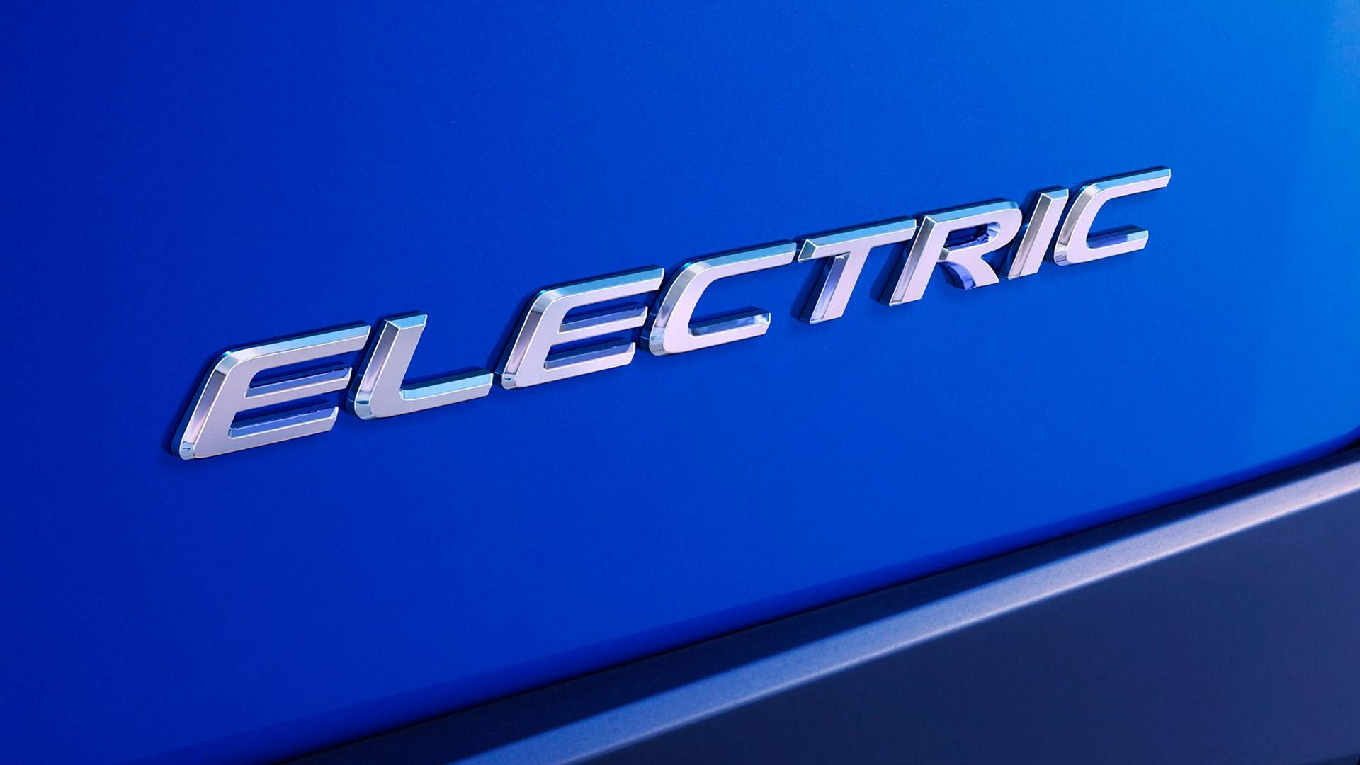 Lexus elektrikli