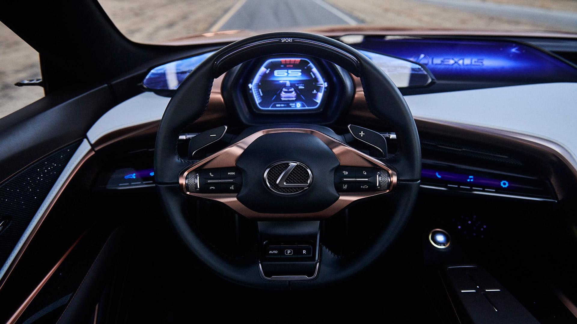 Lexus LF1 Limitless gallery04