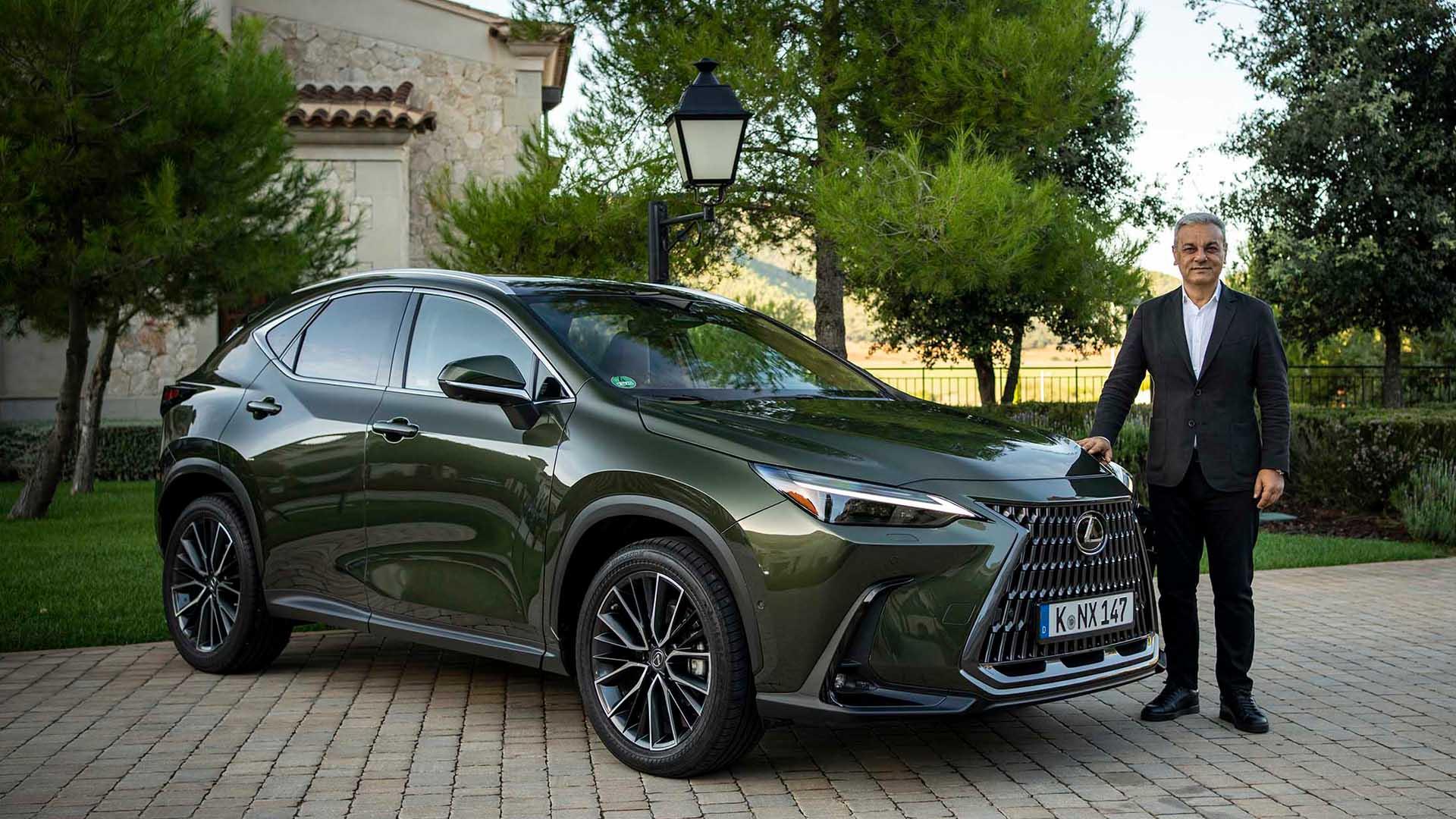Yeni Nesil NX ile Lexus için Yeni Bir Dönem Başlıyor gallery03
