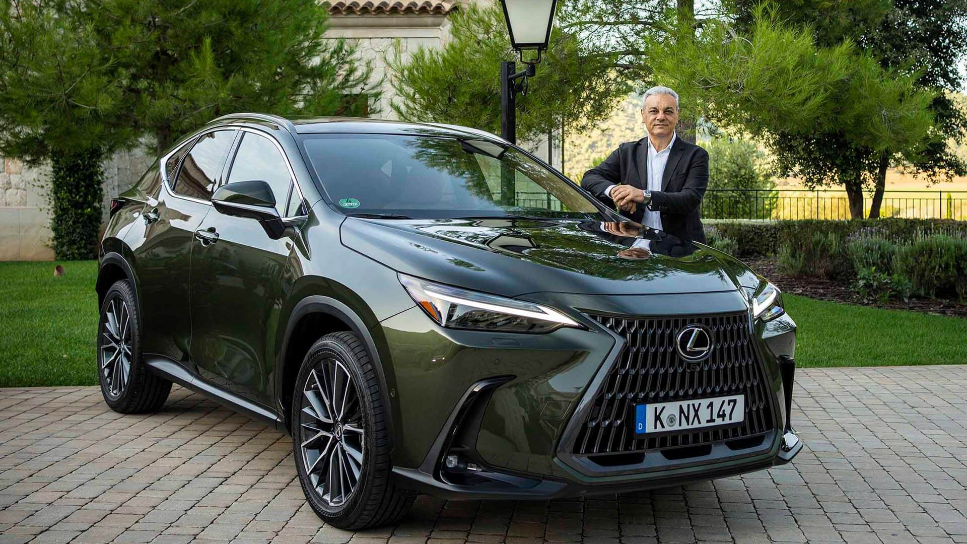 Yeni Nesil NX ile Lexus için Yeni Bir Dönem Başlıyor gallery05