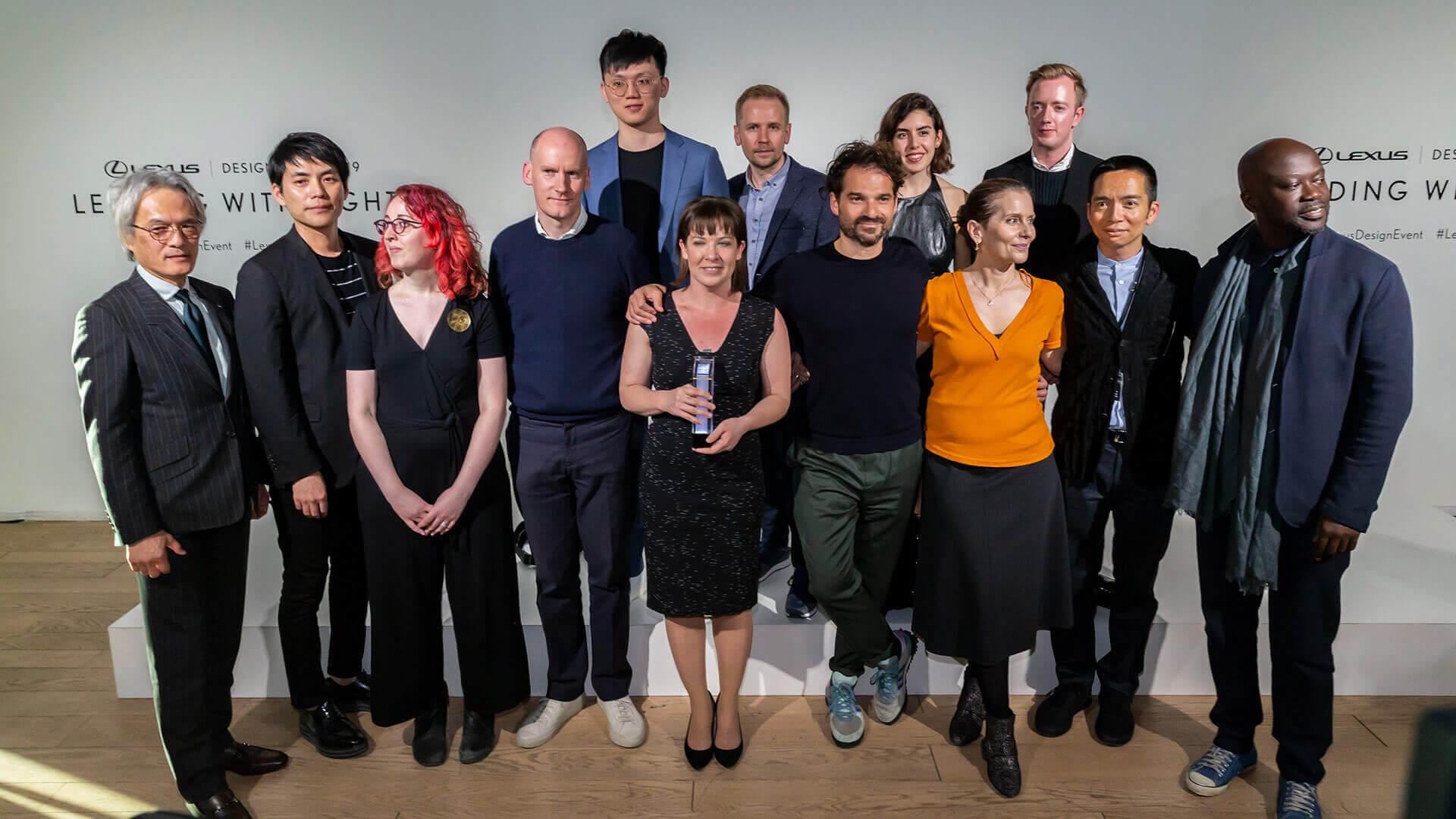 2019 lexus design awards hero
