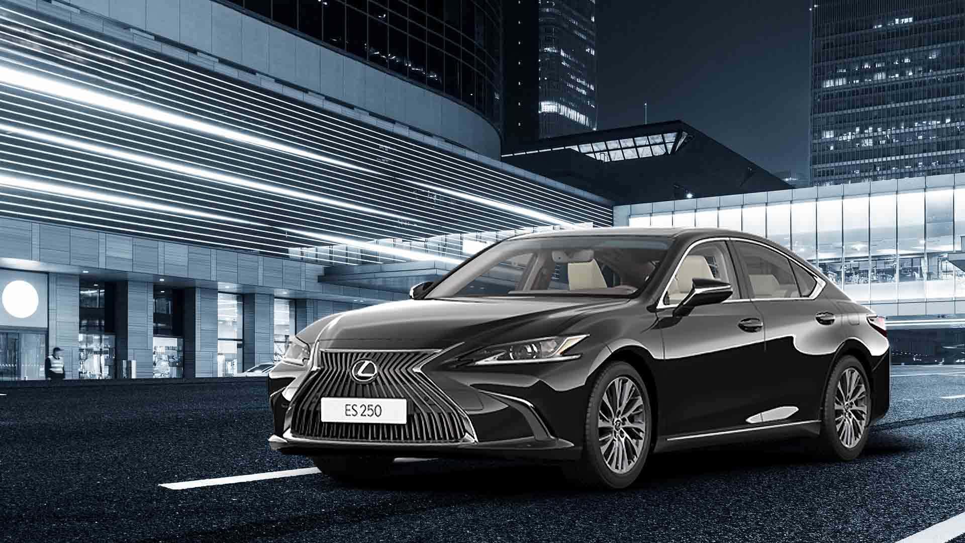 Lexus ES250 у новій комплектації «Міята»