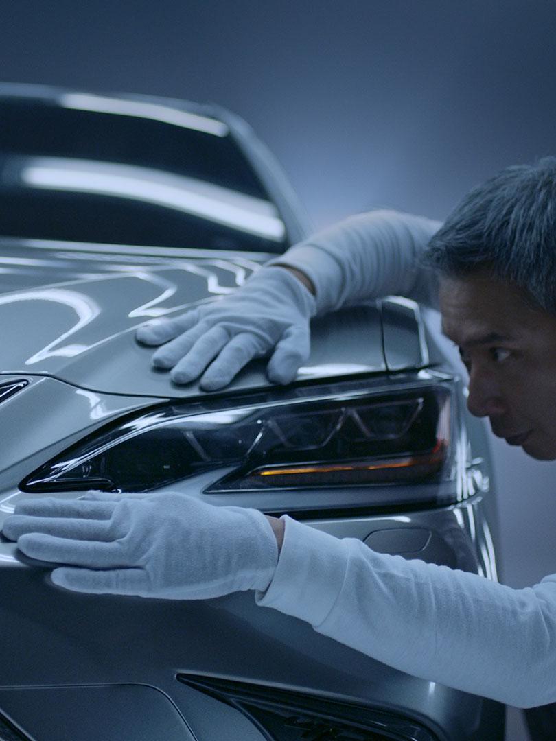 Lexus 30 rokiv takumi